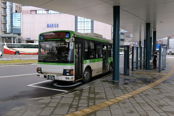 ファボーレ 路線バス 地鉄