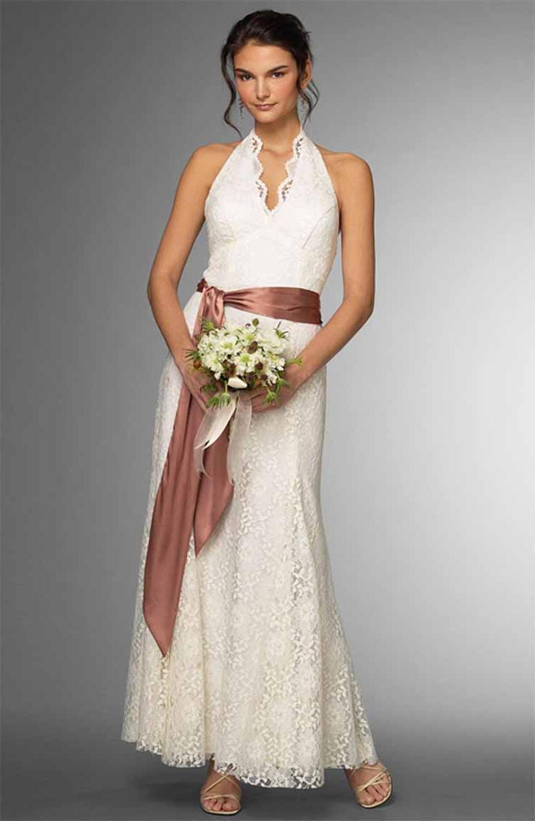 Ken's blog: outdoor casual wedding dresses