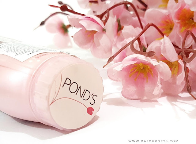 [Review] Ponds BB Magic Powder Pink