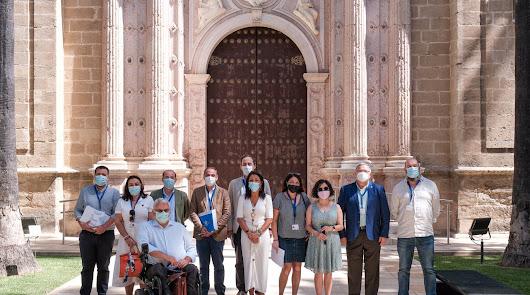 Las ayudas del Parlamento andaluz llegan a tres asociaciones almerienses
