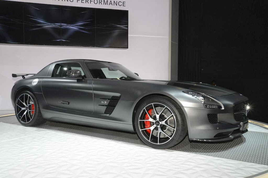 2015 Mercedes Benz SLS AMG GT Final Edition 3