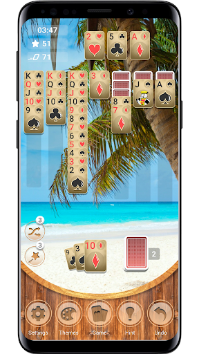 Solitaire Classic Card Game android2mod screenshots 3
