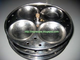 Idli Thattu is used to make idli,idyappam and kozhakattai