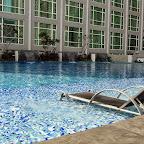 Pool des Hotel Hatten - Malakka