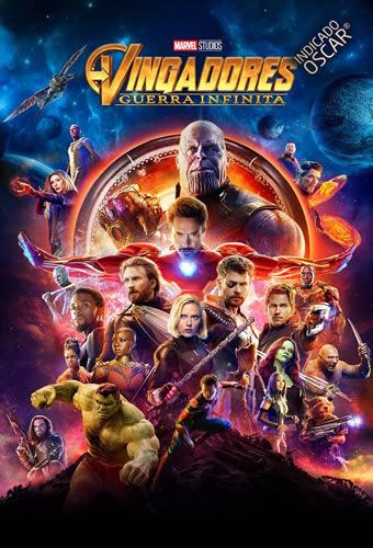 Baixar Filme Vingadores: Guerra Infinita Torrent