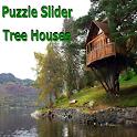 Puzzle Slider Tree Houses icon