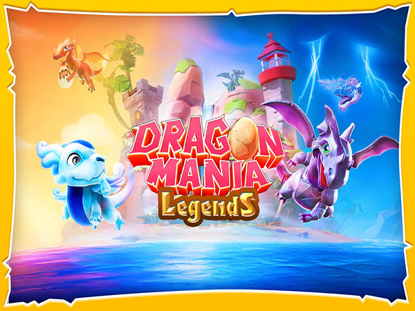 Mystic Plant Dragon | Dragon city game | 450x600