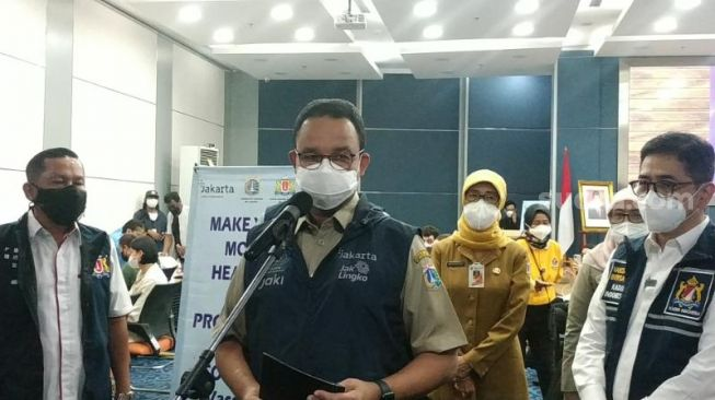 Kalah Gugatan Polusi Udara, Anies Dihukum Lakukan 4 Hal Ini