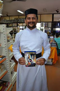 Book written by Fr. Jogi