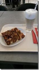 Snack at Zurich airport
