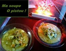 recette provencale de la soupe au pistou