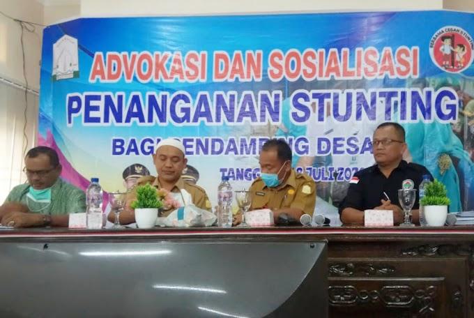 Pendataan Stunting, Dinkes dan Bappeda Aceh Timur Gelar IST Selama Dua Hari