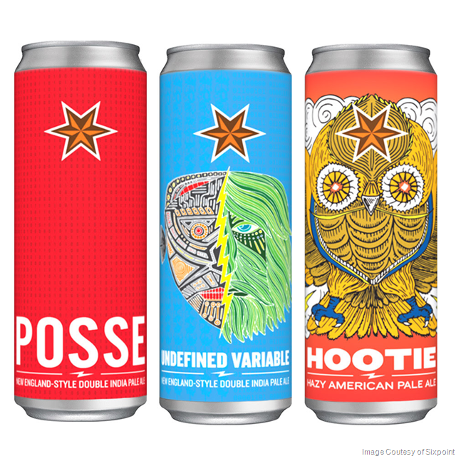 Sixpoint Releasing Posse, Undefined Variable & Hootie Cans 4/9