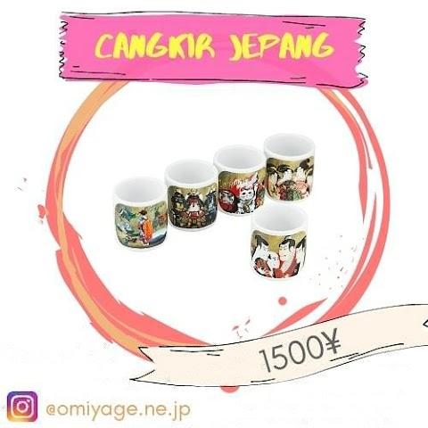 CANGKIR JEPANG #0009