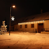 Vánoční výzdoba-zima 2008-2009