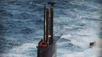 KRI Nanggala 402 sudah dinyatakan tenggelam