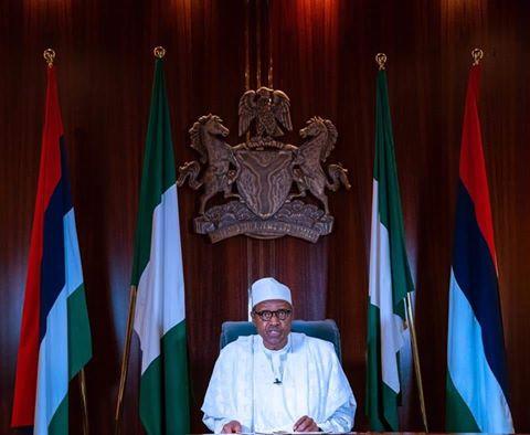Transcripts of President Buhari Lockdown Order