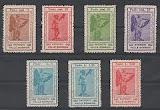 valle bormida francobolli resistenza 1945