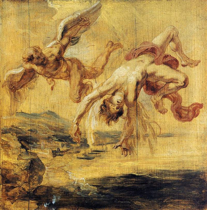 la-caida-de-icaro-1636-peter paul-rubens