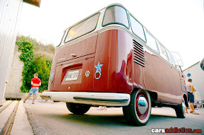 Vw Bus rear