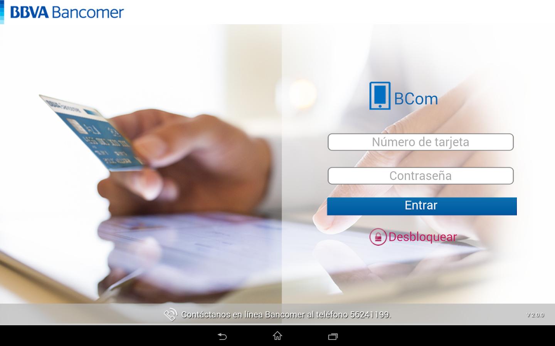 BCom- screenshot