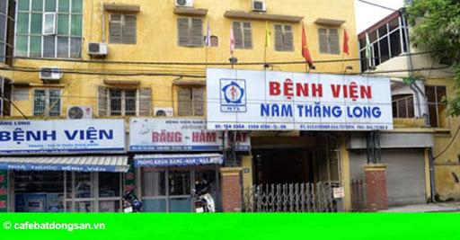 Hình 1: Bệnh viện Nam Thăng Long được thí điểm cổ phần hóa