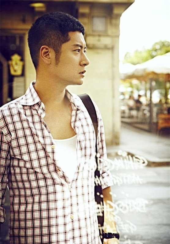 Ren Zhong China Actor