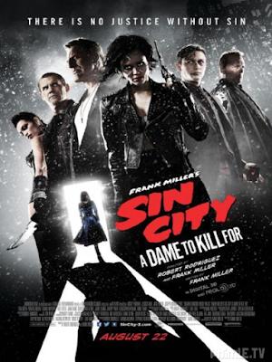 Phim Thành Phố Tội Ác - Sin City (2005)