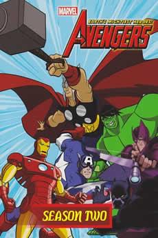 Baixar Série Os Vingadores – Os Maiores Heróis da Terra 2ª Temporada Torrent Grátis