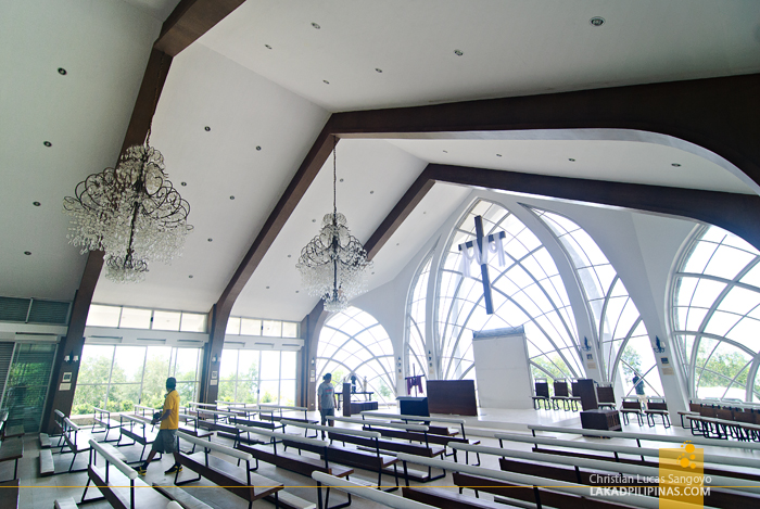 The Chapel at Albay's Misibis Bay