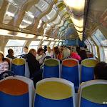 A bord du train  R Paris-Montargis