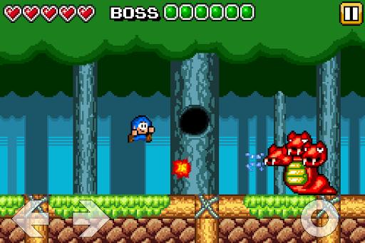 Bloo Kid screenshot 12
