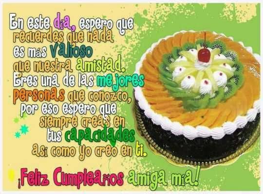 Mejores deseos de feliz cumpleaños para los amigos en facebook