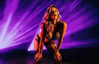 Luana Piovani estreia na TV portuguesa no papel de prostituta