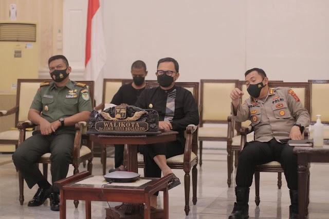 Pemkot Bogor dan Forkopimda Siapkan Skema Pengetatan Pemudik