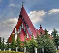 Kościół parafialny pw. Świętych Apostołów Piotra i Pawła w Siedliskach