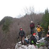 E Špičasti vrh, Stenica 11.12. 2010