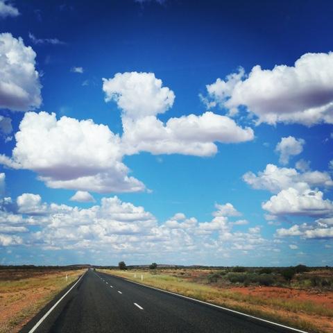 Le strade Australiane con QuestiQuiSiamoNoi