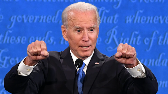 Biden Campaign Tries To Walk Back His Remark About Oil Industry, Then He Gives Another Confusing Remark