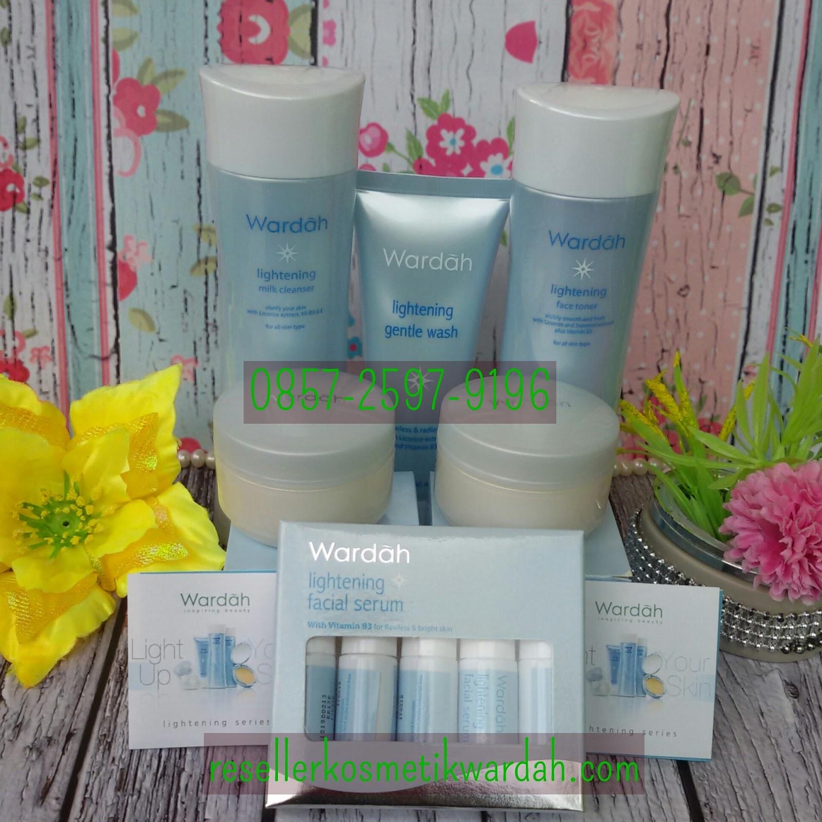 Beauty Onliner March 2016 Wardah Lightening Face Toner 150 Ml Wash Scrub Day 20 Lightwning Night Serum 1