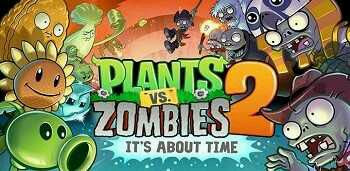 Download Plantas vs. zombies 2 Apk + Data Dinheiro Infinito - Jogos Android