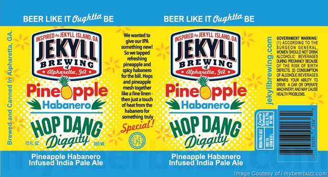 Jekyll Brewing Hop Dang Diggity