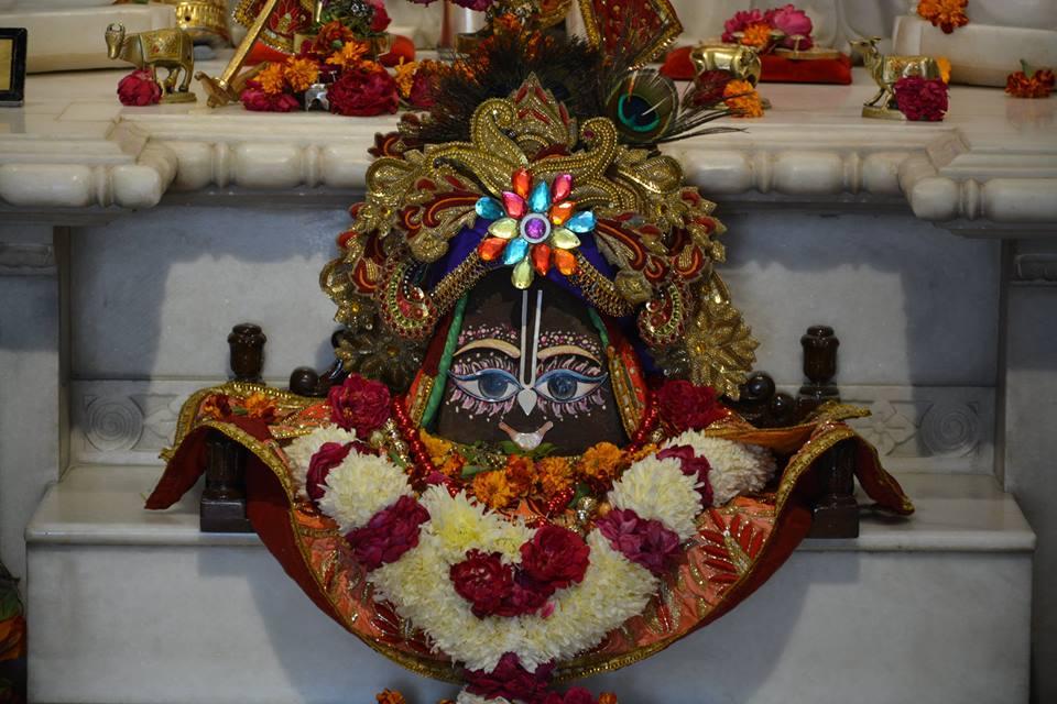 ISKCON Ujjain Deity Darshan 10 Jan 2017 (4)