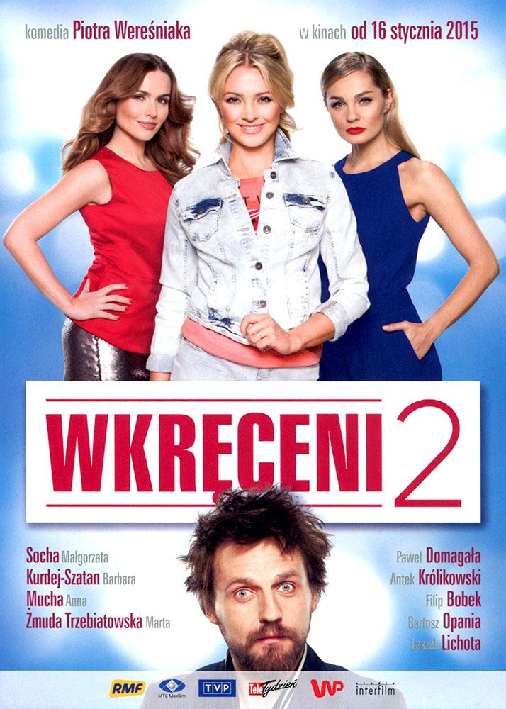 Ulotka filmu 'Wkręceni 2 (przód)'