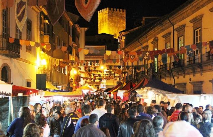 Inscrições abertas para a participação na Feira Medieval de Lamego