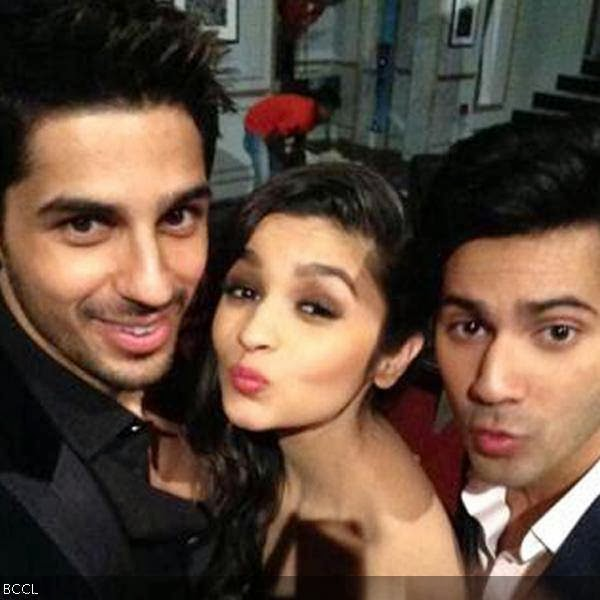 Koffee With Karan (Season 4) [Sidharth Malhotra, Alia