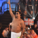OIC - ENTSIMAGES.COM - Fatman Scoop DeVille at the  Celebrity Big Brother - Tuesday live eviction in London 15th September 2015 Photo Mobis Photos/OIC 0203 174 1069