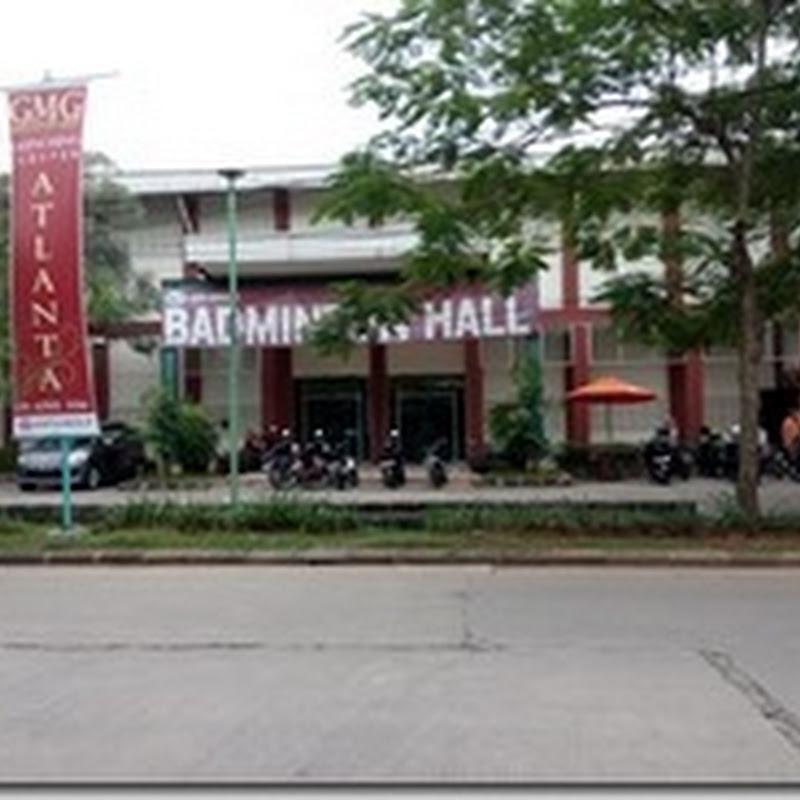 Badminton Hall–Mutiara Gading Timur Mustikajaya