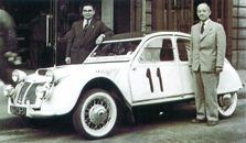 Citroën 1953 2 CV Dagonet