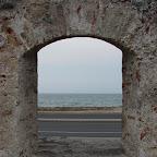 El mar desde el corralito